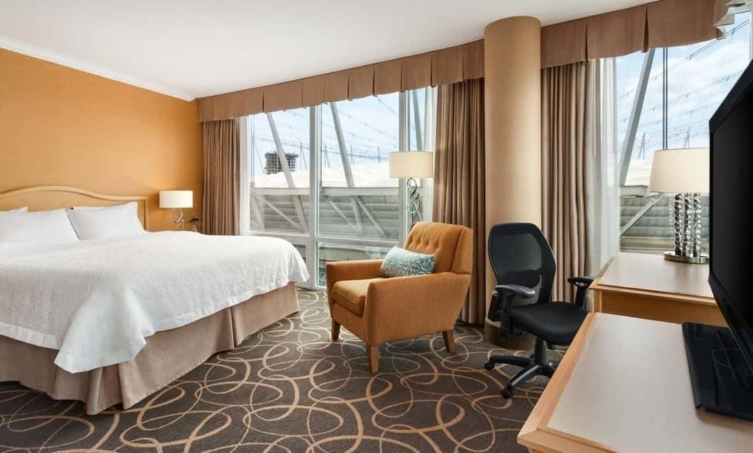 Hampton Inn & Suites by Hilton, Downtown Vancouver